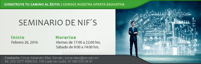 Seminario de NIFS